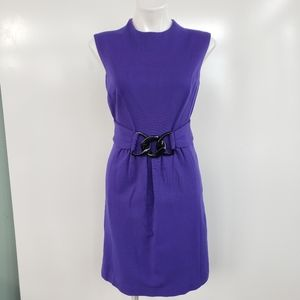 MILLY of New York Vintage Purple Dress